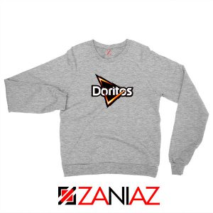 Doritos Tortilla Chips Best Sport Grey Sweatshirt