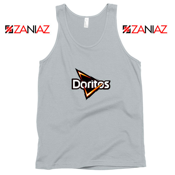 Doritos Tortilla Chips Best Sport Grey Tank Top