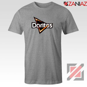 Doritos Tortilla Chips Best Sport Grey Tshirt