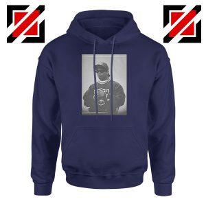Eazy E American Rapper Best Navy Blue Hoodie
