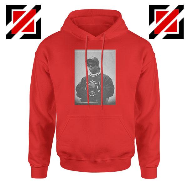 Eazy E American Rapper Best Red Hoodie