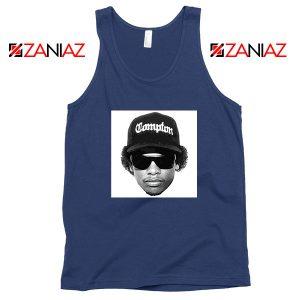 Eazy E Compton 2021 Best Navy Blue Tank Top