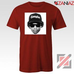 Eazy E Compton 2021 Best Red Tshirt