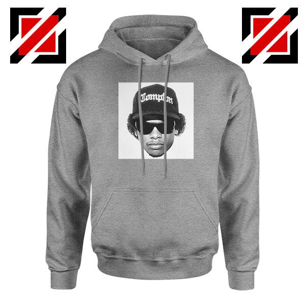 Eazy E Compton 2021 Best Sport Grey Hoodie