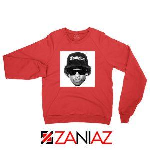 Eazy E Compton Best Red Sweatshirt