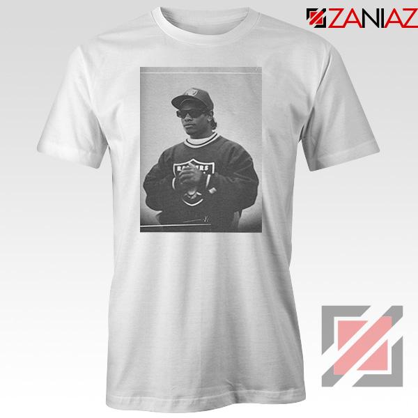 Eazy E Rapper Gameplan Best White Tshirt