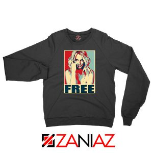 Free Britney Pop Art 2021 Sweatshirt