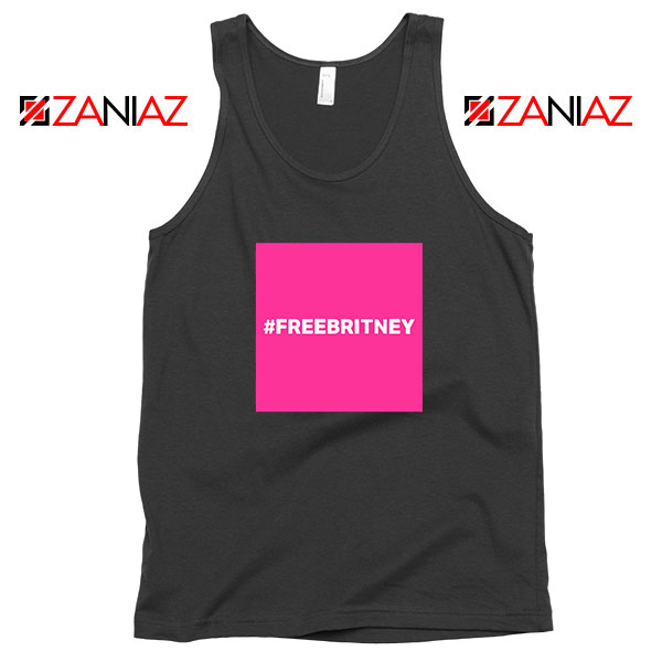 Hashtag Free Britney Best Tank Top