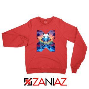 Hoxpox Marvel Comics Red Sweatshirt