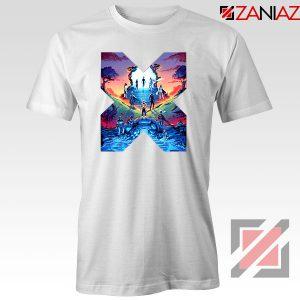 Hoxpox Marvel Universe White Tshirt