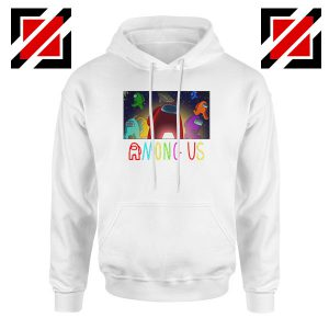 Imposter Inspired Game Best White Hoodie