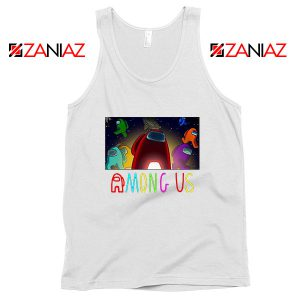 Imposter Inspired Game Best White Tank Top