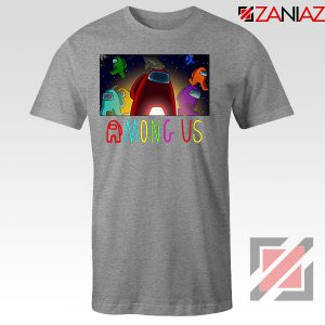 Imposter Inspired Game New Sport Grey Tshirt