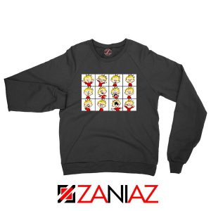Kinds of Calvin Face Best Sweatshirt