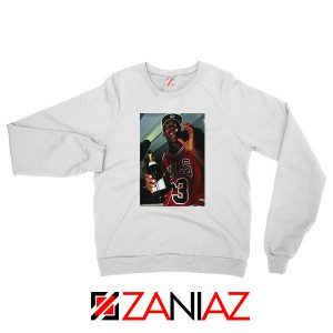 MJ Trophies NBA Best Sweatshirt