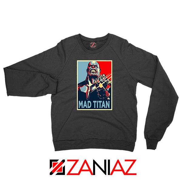 Mad Titan Supervillain Sweatshirt