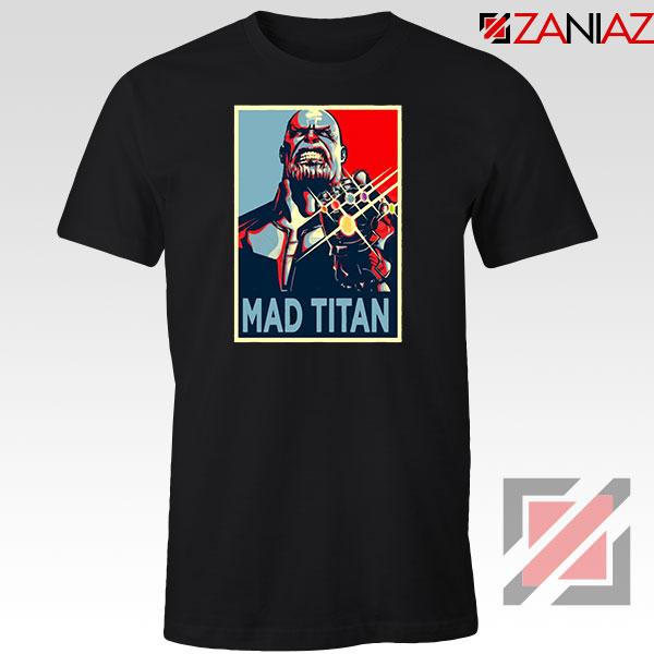 Mad Titan Supervillain Tshirt