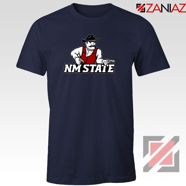 New Mexico State University Navy Blue Tshirt