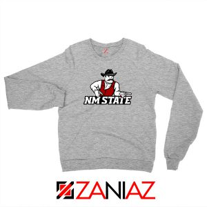 New Mexico State University Sport Grey Sweatshirt