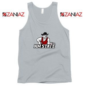 New Mexico State University Sport Grey Tank Top