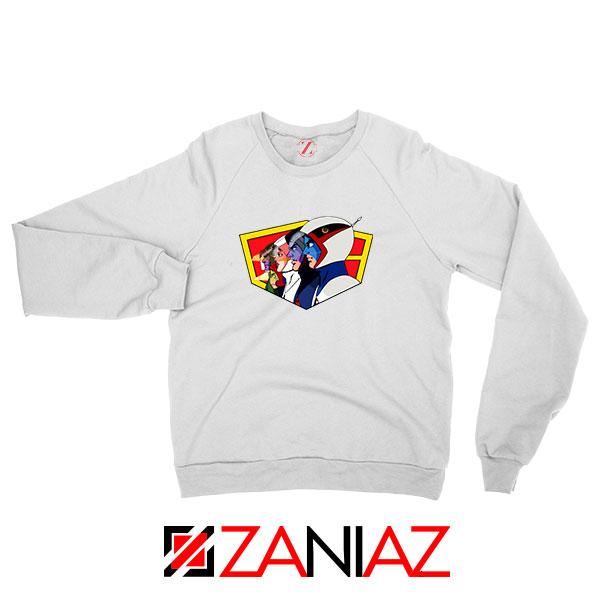 Ninja Team Gatchaman Anime Sweatshirt