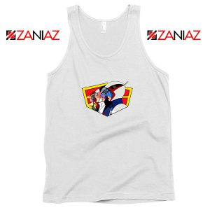 Ninja Team Gatchaman Anime Tank Top