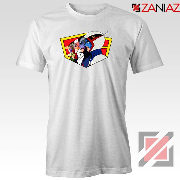 Ninja Team Gatchaman Anime Tshirt