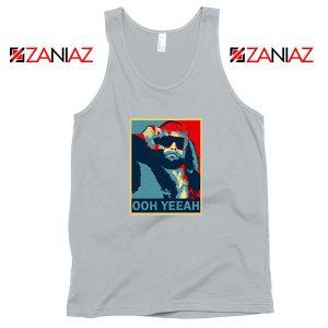 Ohh Yeeah Randy Savage Sport Grey Tank Top