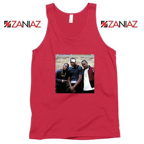 Paid in Full Best Film Drama Red Tank Top