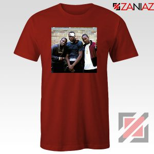 Paid in Full Dryfit Poly Best Red Tshirt