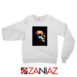 Skull Wpap Art 2021 Best Sweatshirt