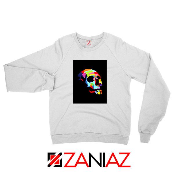 Skull Wpap Art 2021 Best Sweatshirt