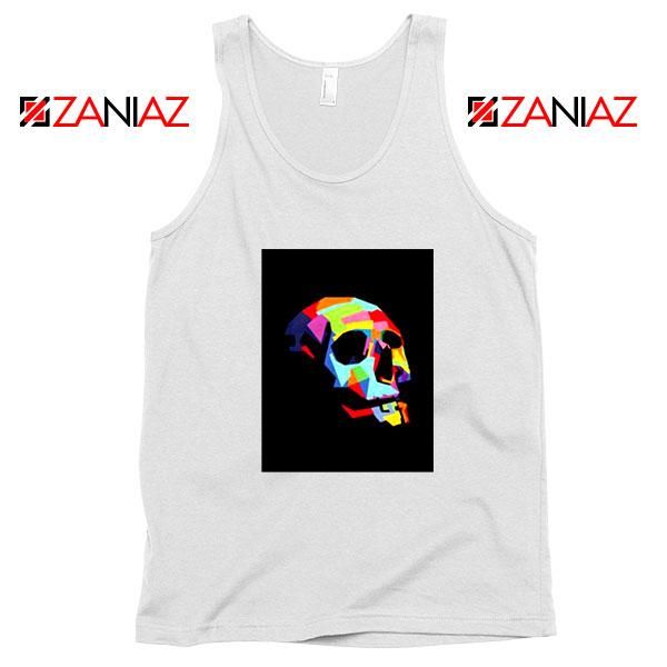 Skull Wpap Art 2021 Best Tank Top