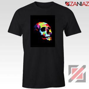 Skull Wpap Art 2021 Black Tshirt