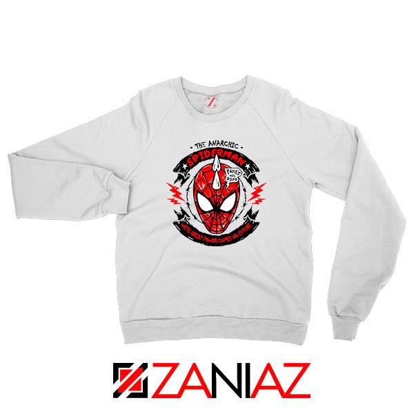 Spiderpunk Superhero 2021 Sweatshirt