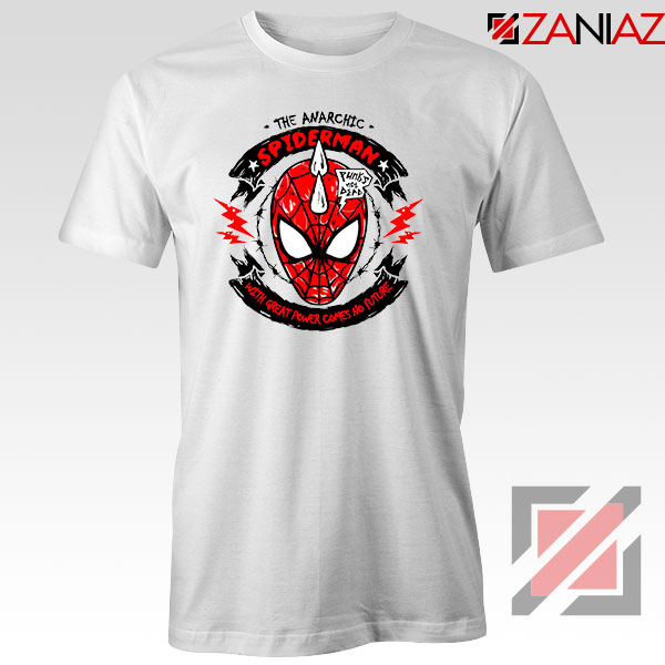 Spiderpunk Superhero Best Tshirt