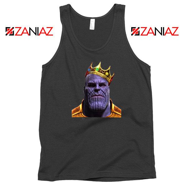 Thanos Ginsburg RBG Best Black Tank Top
