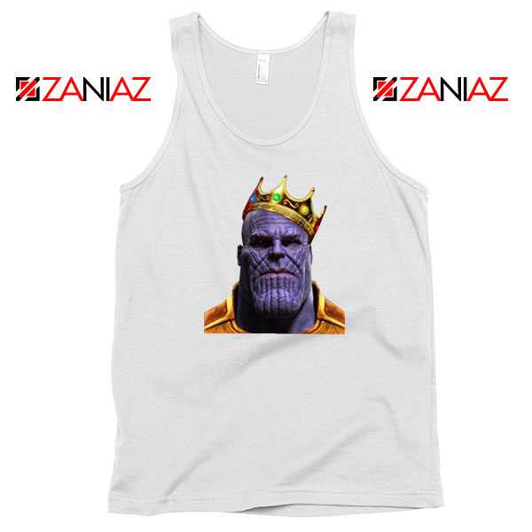Thanos Ginsburg RBG Best Tank Top