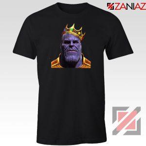 Thanos Ginsburg RBG Cheap Black Tshirt