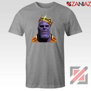 Thanos Ginsburg RBG Cheap Sport Grey Tshirt