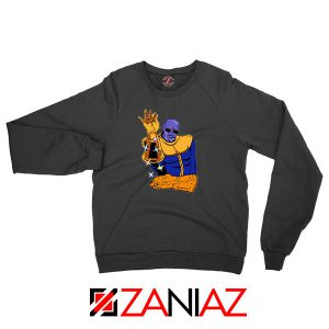 Thanos Infinity Salt Bae New Sweatshirt