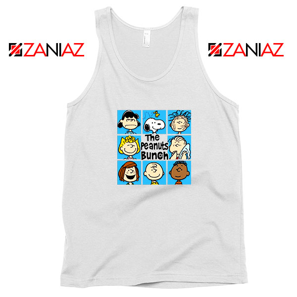 The Peanuts Bunch Best Tank Top