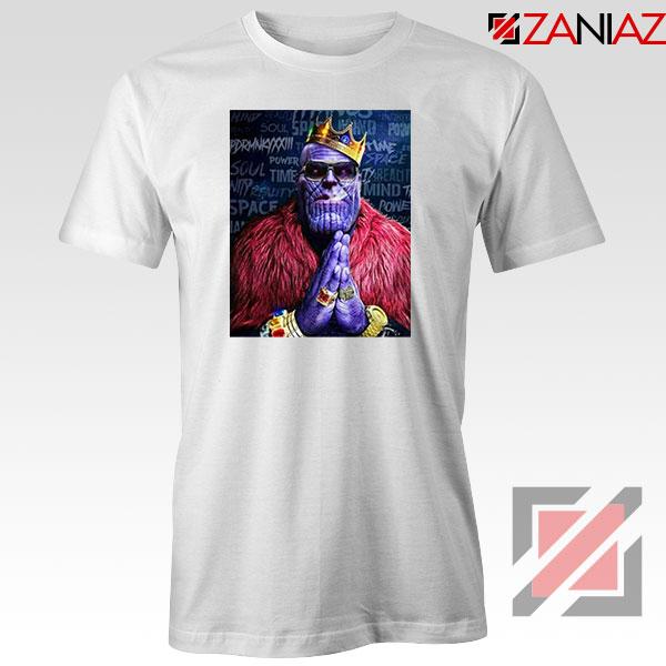 Thug Life Thanos 2021 Tshirt