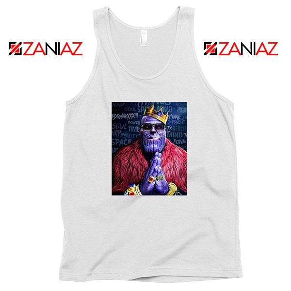 Thug Life Thanos Best 2021 Tank Top