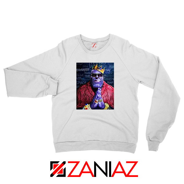 Thug Life Thanos Best Sweatshirt