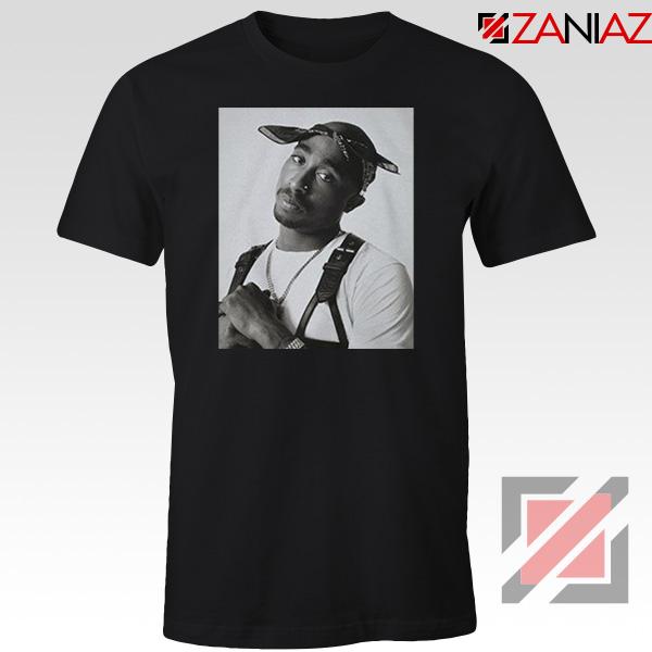Tupac Black Bandana 2021 Tshirt
