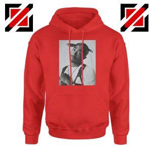 Tupac Black Bandana Best Red Hoodie