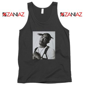 Tupac Black Bandana Best Tank Top