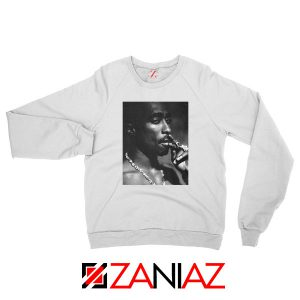 Tupac Shakur Smoke Best Sweatshirt