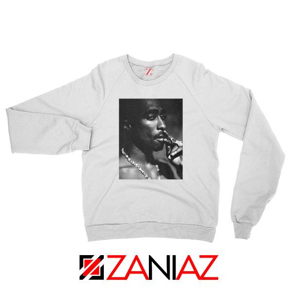 Tupac Shakur Smoke Best Sweatshirt